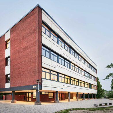 Gebäude - Wilhelm-Focke-Oberschule