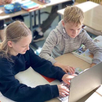 Schulklasse - Wilhelm-Focke-Oberschule