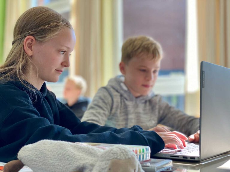 Kinder am Computer - WFO